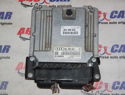 Calculator motor Audi A4 B8 8k 2008-2015 2.0 TDI 03L906022