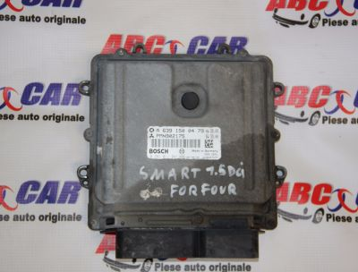 Calculator motor Smart Forfour 1 2004-2006 1.5 DCI A6391500479