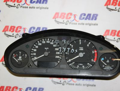 Ceasuri de bord BMW Seria 3 E36 1993-2000 1.7 TDS 6211-8379814, 110.008.463