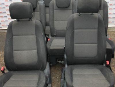Interior textil (7 locuri) VW Sharan (7N) 2010-2020