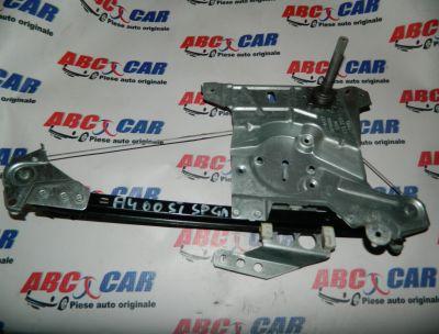 Macara manuala usa stanga spate Audi A4 B6 8E 2000-2005 Limuzina Cod: 8D0839399A