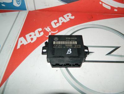 Modul senzor parcare VW Passat B6 3C0919283B