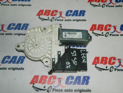 Motoras macara usa stanga spate Seat Leon 1P1 2006-2012 Cod: 1K0959703N