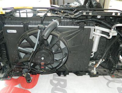 Radiator Clima Ford Fiesta 6 1.4 TDCI 2015