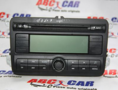 CD Player Skoda Fabia 2 (5J) 2007-2014
