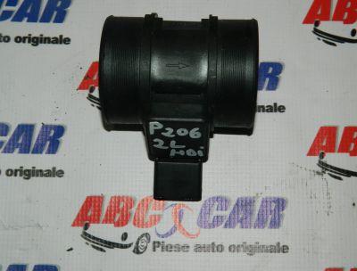 Debitmetru aer Peugeot 206 1999-2010 2.0 HDI 9628336380