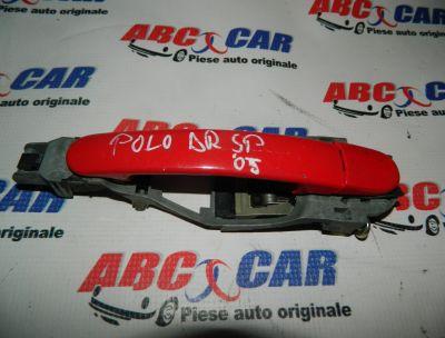 Maner deschidere exterior usa dreapta spate VW Polo 9N 2004-2008