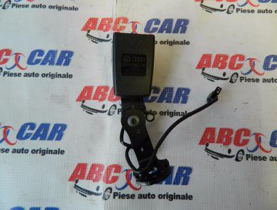Teaca centura spate Audi A1 8X 2010-In prezent 8X0857739C