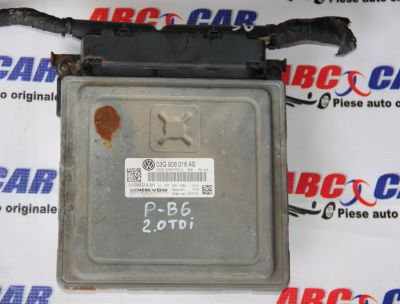 Calculator motor VW Passat B6 2005-2010 2.0 TDI 03G906018AS