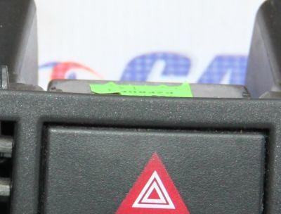 Panou boton avarie si butoane incalzire scaune Opel Meriva A 2003-2010 93332971