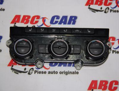 Panou comanda clima VW Passat B7 2010-2014 2.0 TDI 1K8907044AC