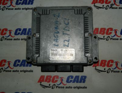 Calculator motor Renault Laguna 2  2001-2007 2.2 TDCI 8200211711