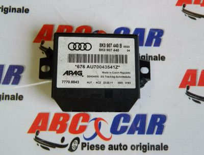Modul navigatie Audi A4 B8 8K 2008-2015 8K0907440B