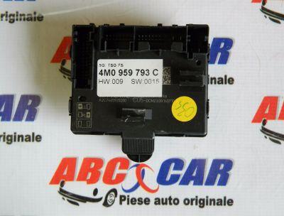 Modul usa stanga fata Audi A4 B9 8W 2015-In prezent 4M0959793C