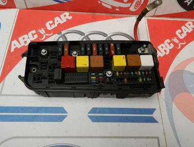 Panou siguranta Opel Vectra C 2.2 COD : 13112919AL
