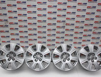 Set jante aliaj Audi Q3 8U R16, ET33, 6.5Jx16H22011-prezent 8U06010250