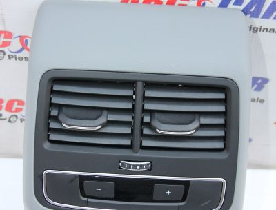 Grila ventilatie spate sicomenzi consola centrala Audi A4 B9 8W 2015-prezent8W0864376