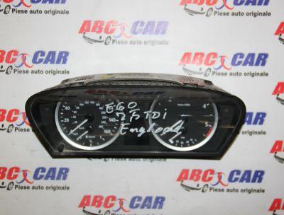Ceasuri de bord (Anglia) BMW Seria 5 E60/E61 2005-2010 6211-6945634