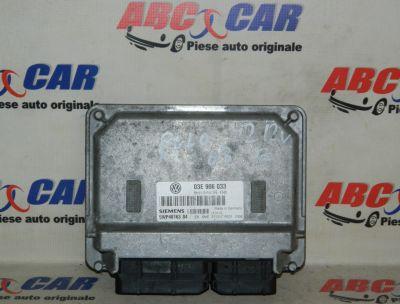 Calculator motor Seat Ibiza 4 (6L1) 2002-2009 1.2 12v  B BME 03E906033
