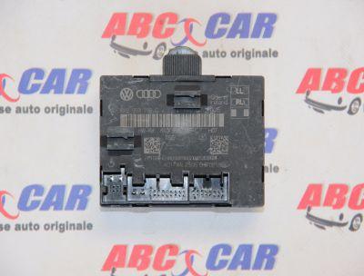 Modul control usa dreapta spate Audi A1 8X 2010-In prezent 8X0959795C