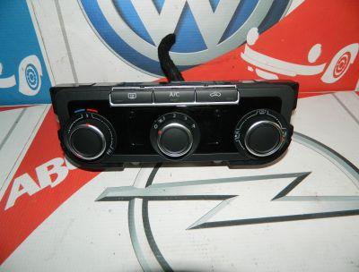 Panou climatronic VW Passat B7 Cod: 7N0907426BT