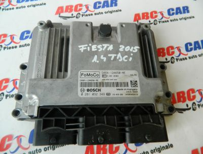 Calculator motor Ford Fiesta 5 2002-2008 1.4 TDCI DA6A-1ZA650-ME