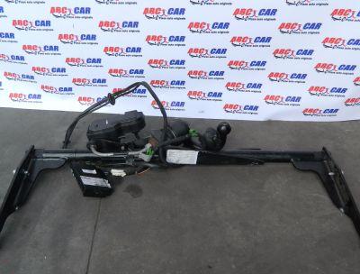 Carlig remorcare electric complet cu motoras VW Passat B7 variant 2010-2014 7N0907383