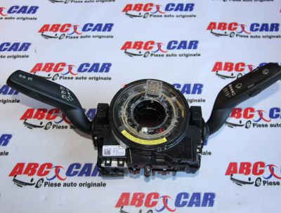 Ansamblu manete stergatoare/semnalizare Audi A5 (8F) cabrio 2012-2014 4G8953502T
