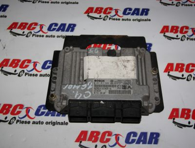 Calculator motor Citroen C4 1 2004-2010 1.6 HDI 9651132880