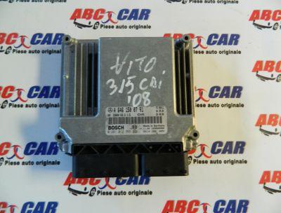 Calculator motor Mercedes Vito W639 2004-2013 2.2 CDI 150cp A6461500791