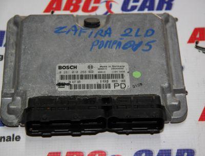 Calculator motor Opel Zafira A 1999-2005 2.0 DTI 24417169PD