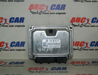 Calculator motor VW Golf 5 2005-2009 1.4 16v 036906032AM