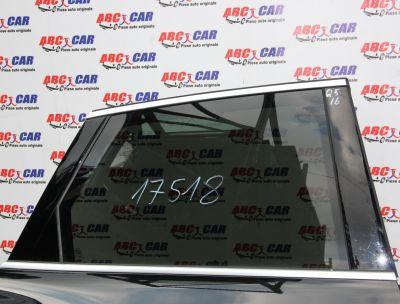 Geam fumuriu usa dreapta spate Audi Q5 FY 2017-In prezent