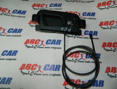 Maner deschidere capota VW Passat CC 2008-2012 Cod: 3C8885592