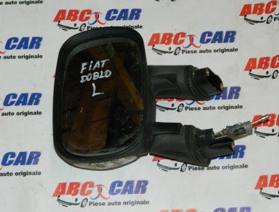Oglinda stanga manuala Fiat Doblo 1 2000-2009