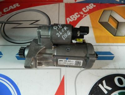 Electromotor VW Passat B6 2005-2010 2.0 TDI 02E911023Q