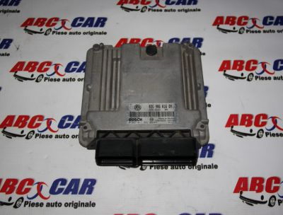 Calculator motor VW Caddy (2K) 2004-2015 1.9 TDI 03G906016DM