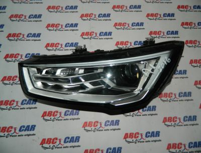 Far stanga Bi-xenon Led Audi A1 8X facelift 2010-In prezent