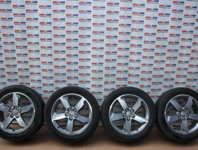 Set jante aliaj R18 Audi Q3 2011-2018 7.0Jx18H2, ET43, 5x112 8U0801025