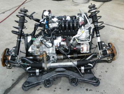 Electromotor Fiat 500 2007-In prezent 1.2B