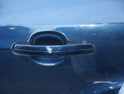 Maner exterior usa stanga spate Ford Focus 3 hatchback 2012-2018