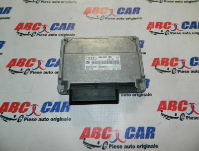 Calculator motor Audi A5 8T 2008-2015 3.0 TDI 8K0907163