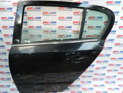 Geam mobil usa stanga spate Opel Astra H hatchback 2005-2009