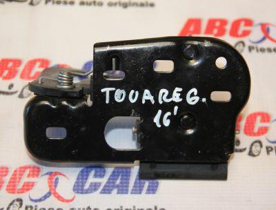 Mecanism deschidere capota fata VW Touareg (7P) 2010-2018 3C0823480A