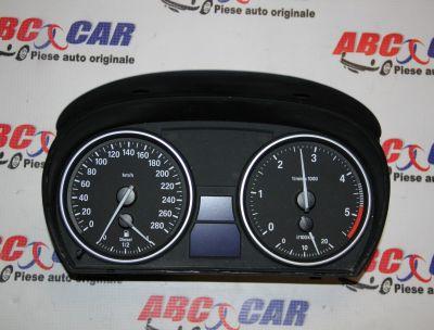 Ceasuri de bord BMW Seria 3 E92/E93 2006-2011 3.0d 825000652, 9130019-01