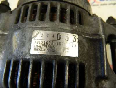 Alternator Opel Astra G 1999-2005 2.0 CDTI 5234033