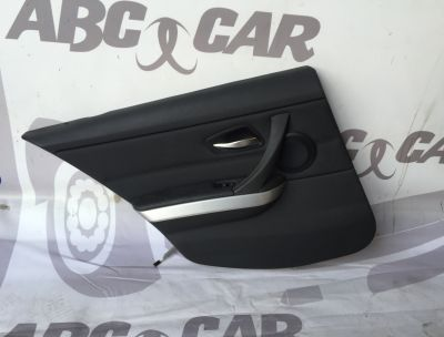 Tapiterie usi piele BMW Seria 3 E91 facelift 2012-In prezent