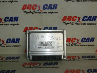 Calculator motor Audi A6 4B C5 1997-2004 2.5 TDI 4B0907401AC