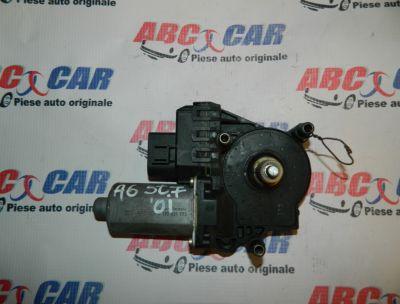 Motoras macara usa stanga fata Audi A6 4B C5 1997-2004 Cod: 0130821775