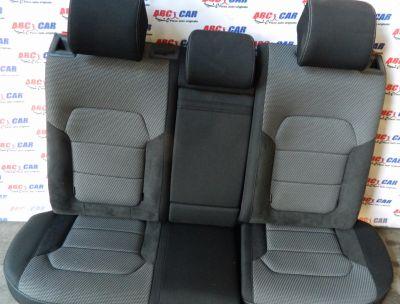 Bancheta spate completa din material + alcantara VW Passat B7 variant 2010-2014